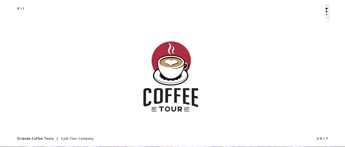 coffee tour logo