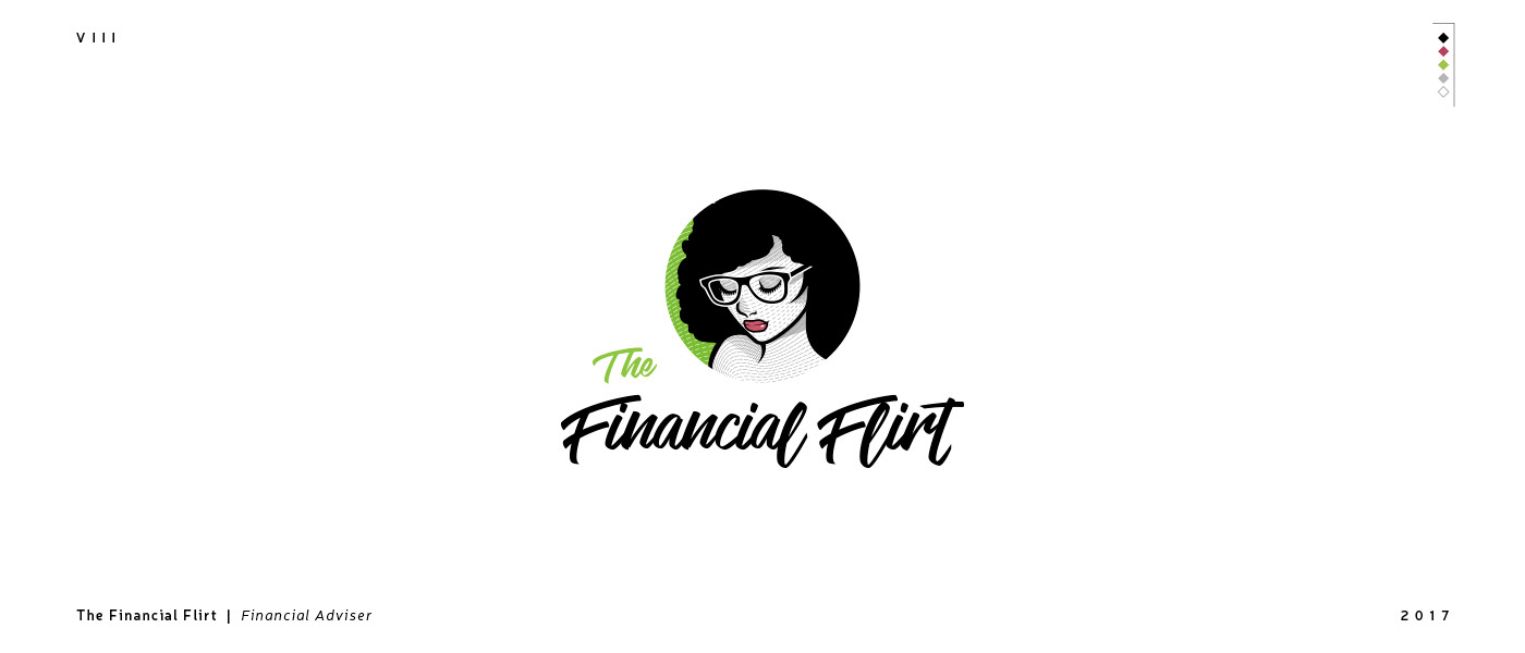 the financial flirt logo
